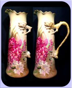 limoges pitcher