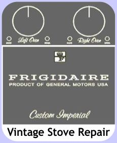 fridgidaire sign