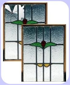 Craftsman-style window repaired